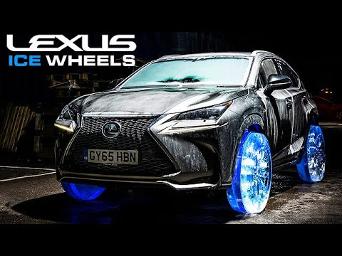 Lexus Made Ice Wheels For It S Suv