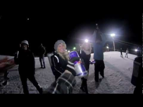 So-Gnar Shred Circuit Recap: Raging Buffalo, Illinois snowboard competition