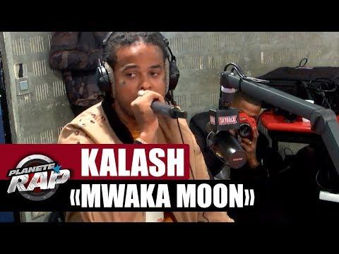 Youtube: Kalash«Mwaka Moon» #PlanèteRap