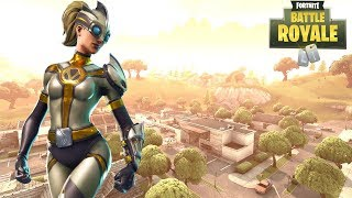 "Fortnite:Battle Royale ""Ventura"" Skin - New Fortnite Skins Gameplay Showcase"