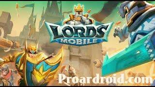 تحميل لعبه لوردس موبيل مهكرة ٢٠١٩ اصدار جديد