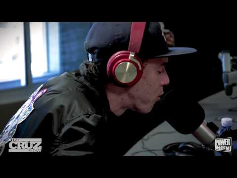 Logic Performs Buried Alive LIVE on The Cruz Show