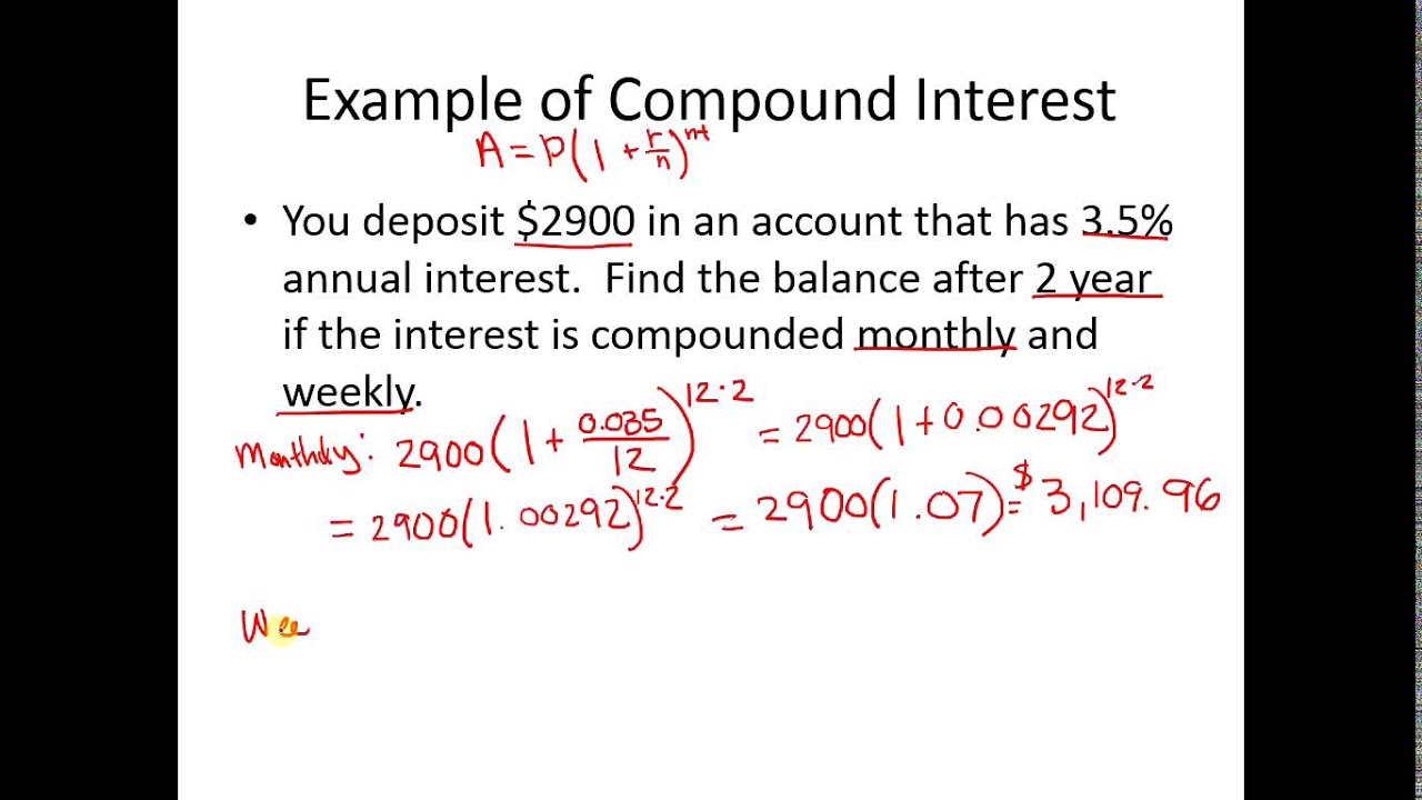 Unit 10: Exponential Growth and Decay Real Life Examples ...