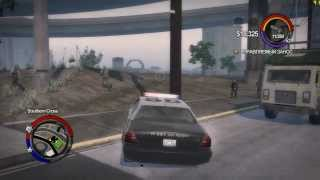 Saints Row 2 - Gameplay PC Max Settings (GeForce 760 Intel Core i5 2500k )