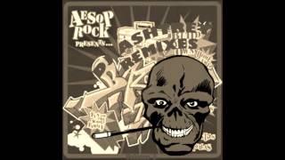 Aesop Rock/Bonobo - Build Your Own Bonobo (Ashtrey Edit)