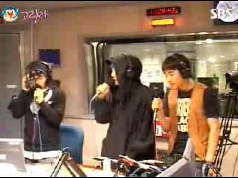 Big Bang- A Good Man (090908) [live on radio]