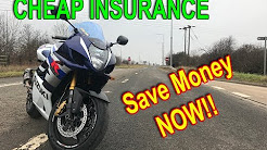 Cheap Motorcycle Insurance Tips