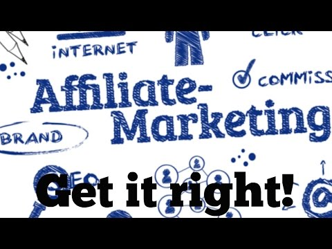 Setting up an effective Affiliate Marketing Program - Two Men in Your Business - Episode 7