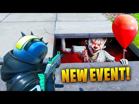 *NEW EVENT* CLOWN IS COMING..!! | Fortnite Funny And Best Moments Ep.586