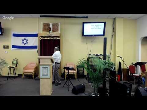 Kehilat Bet Avinu February 18th 2016