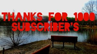 THANK YOU VERY MUCH FOR 1000 Subscribers - Top10Eagle