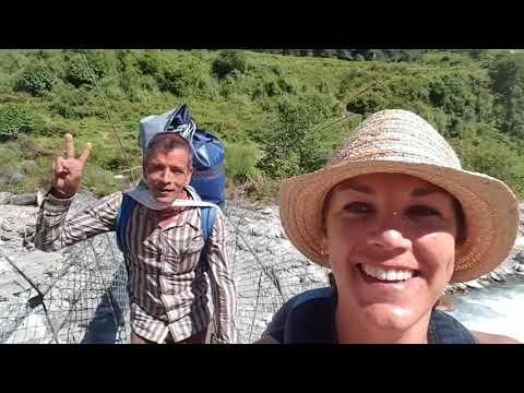 Traveling Nepal Djoser
