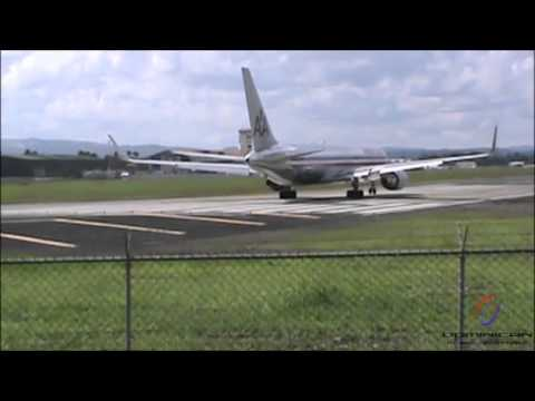 Spotting at Cibao International Airport (STI/MDST), Santiago, Dominican Republic. 12/2/2012