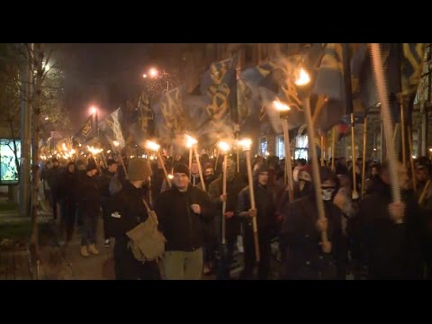Ukraine Marks Defenders Day