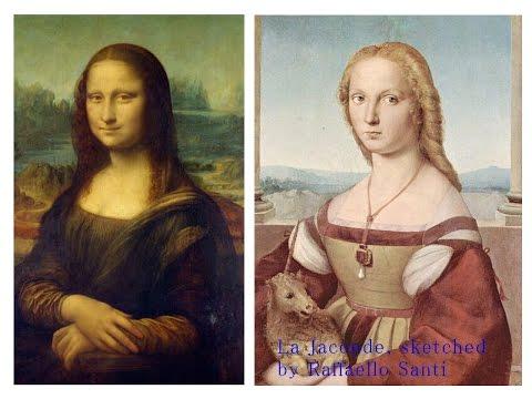 2036(8)Mona Lisas Adams Apple モナリザの喉(のど)ぼとけ by Hiroshi Hayashi, はやし浩司