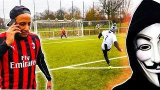 DER GAME MASTER WILL UNSERE FUßBALL CHALLENGE ZERSTÖREN 😱