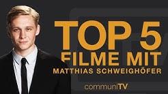 TOP 5: Matthias Schweighöfer Filme