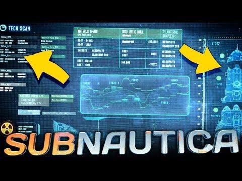 Subnautica - UNLOCKING THE CUSTOM ROCKET BLUEPRINT! Rescued! - Subnautica Full Release Gameplay