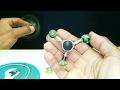 جديد اصنع سبنر احترافي من مواد بسيطة ومتوفرة  لاتفوته  How to make a professional spinnr