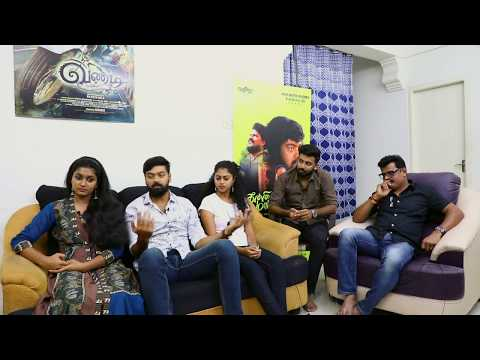 ' Actors got slapped for real! ' Kanni maadam teams candid interview!
