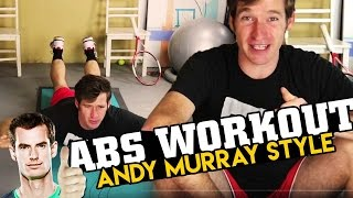Abs Workout (Andy Murray Style)