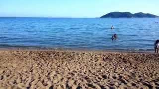 Dafni beach, plaža kornjača, Zakintos