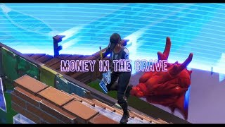 """Fortnite Montage - """"Money in the Grave"""" by Drake ft. Rick Ross"""