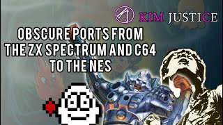 10 Obscure Ports from the Spectrum/C64 to NES | Kim Justice