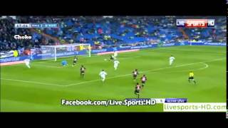 Real Madrid 5-0 Rayo Vallecano # All Goals