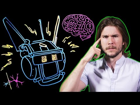 Understanding Consciousness in CHAPPIE (Because Science w/ Kyle Hill)