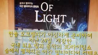 오크밸리 THE SONATA OF LIGHT(2018년…