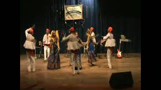 Divyakant DK Dance M Com Mishra Raas   Ghoonghat Me Chand