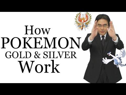 How Pokemon Gold & Silver Work (Tribute to Satoru Iwata)