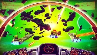 No Man's Sky: Building HYPERDRIVE & Leaving The Solar System - No Man's Sky Gameplay LIVE