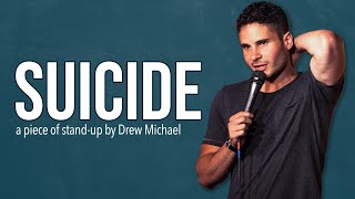 Why Suicide Jokes are Good Drew Michael Stand-Up Comedy