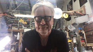 "Ask Adam Savage: ""Did you ever meet George Lucas?"""