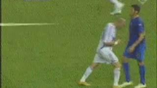 zidane vs. Materazzi thumbnail
