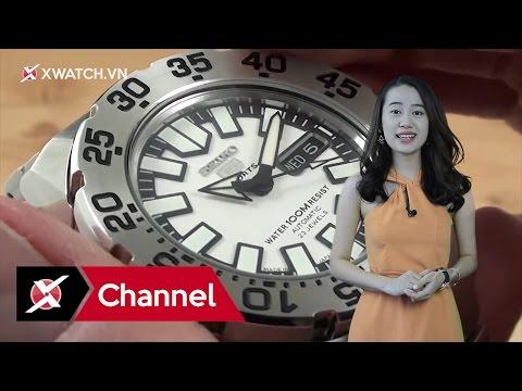 Đồng hồ Seiko 5 phân khúc giá từ 2 đến 6 triệu đồng - XChannel