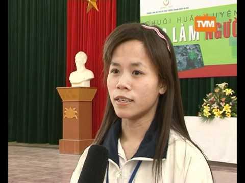 """chuỗi huấn luyện ngắn hạn """"học làm người có ích"""" tại Hà Nội - Hanoiadc.org.vn"""
