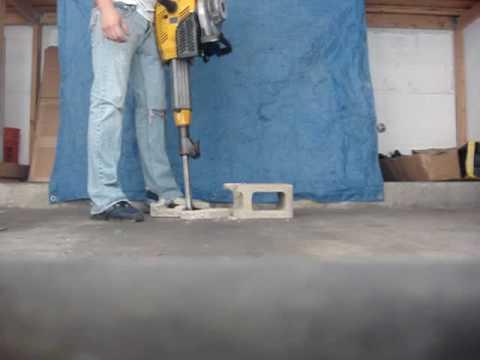 wacker bh23 gas powered jackhammer