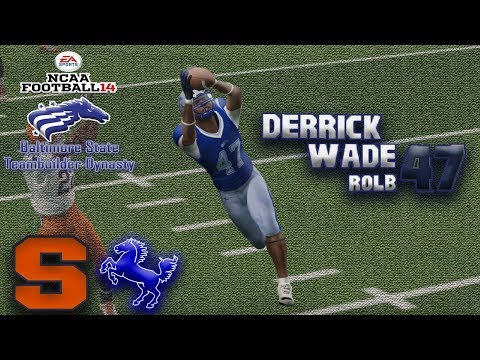 It WAS Close... | NCAA Football 14 Baltimore State Dynasty Y5G10 vs Syracuse