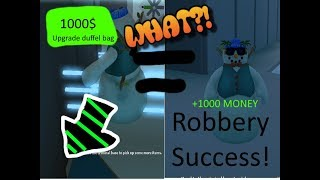 ROBLOX JAILBREAK BANK GLITCH: Saves time and money?