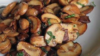Домашние видео-рецепты - грибы в мультиварке