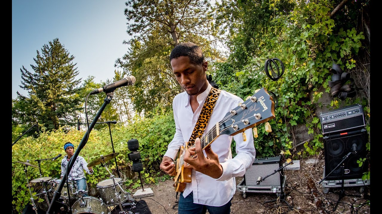 Ron Artis II & The Truth - The Truth - Slab Sessions @Pickathon 2017 S03E02