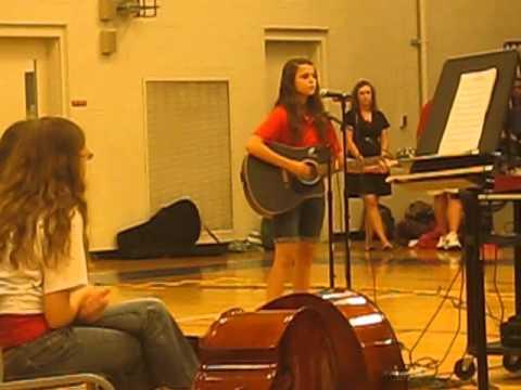 Brand New Day Original by Skilyr Leigh Hicks~Paul Knox Middle School Assembly