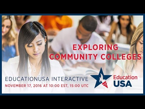 EducationUSA Interactive: Exploring Community Colleges