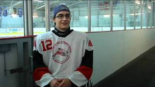 On Equal Ice: A Sledge Hockey Story