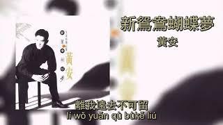 Download Lagu 新鴛鴦蝴蝶夢 - 黃安   Xin Yuan Yang Hu Die Meng - Huang An (Lyrics + Pinyin) mp3