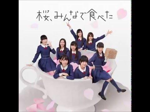 HKT48 - Sakura Minna de Tabeta Mp3