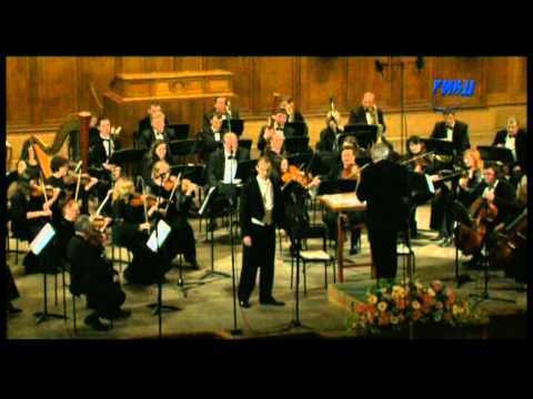 Maxim Kuzmin-Karavaev(bass)-Aria of Don Basilio(G.Rossini-